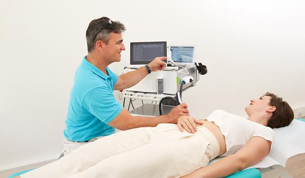 Umfangreiche Behandlungsmöglichkeiten | UItraschall