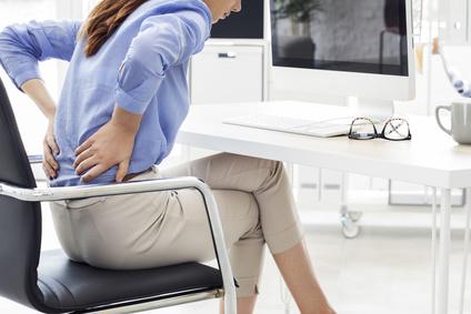 Chronischer Rückenschmerz
